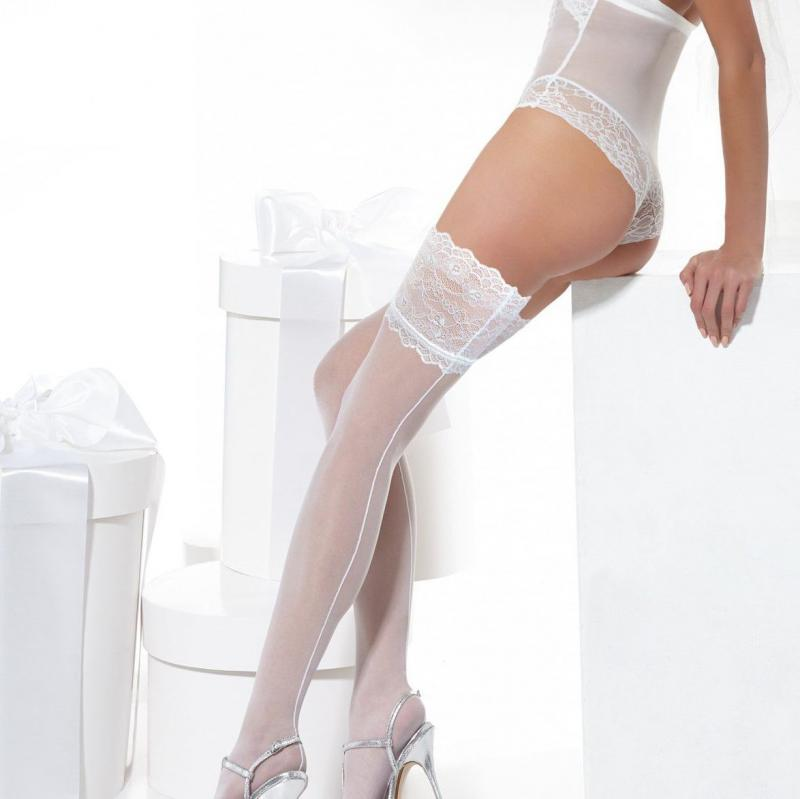 WHY WEAR STOCKINGS UNDER YOUR WEDDING DRESS